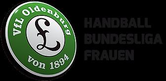 Unternehmungsberatung Oldenburg: Logo des Partners Handball Bundesliga Frauen