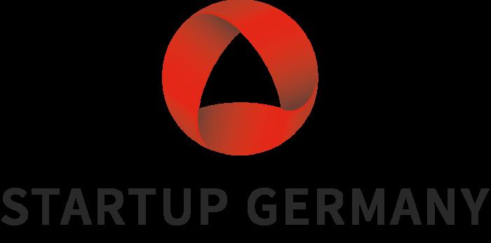 Partner: Das Logo von Startup Germany ist abgebildet